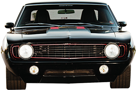 High Performance Speed Shop Modern Muscle - Muscle car tuning shop