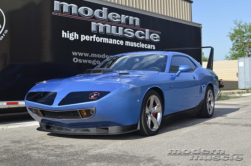 2009 Dodge Superbird 426ci Kenne Bell Modern Muscle