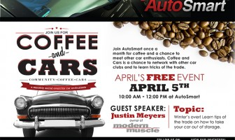 Cars and Coffee April 5th