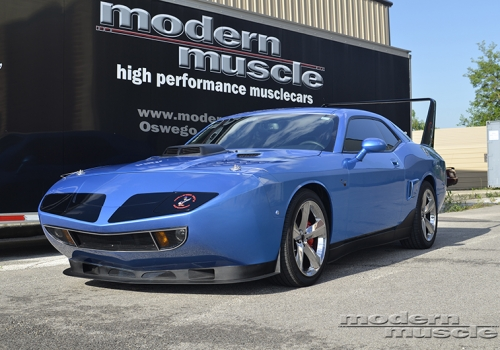 2009 Dodge Superbird – 426ci Kenne Bell