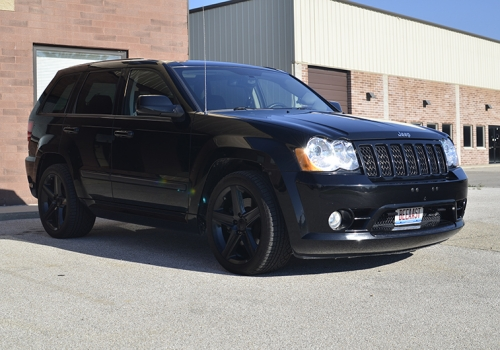 2008 Jeep SRT8 – 426ci Magnacharged