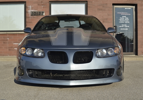 2005 GTO – Quickest N/A late model GTO in the world