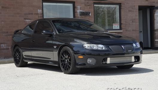 2005 Pontiac GTO – Single 78mm Comp Turbo