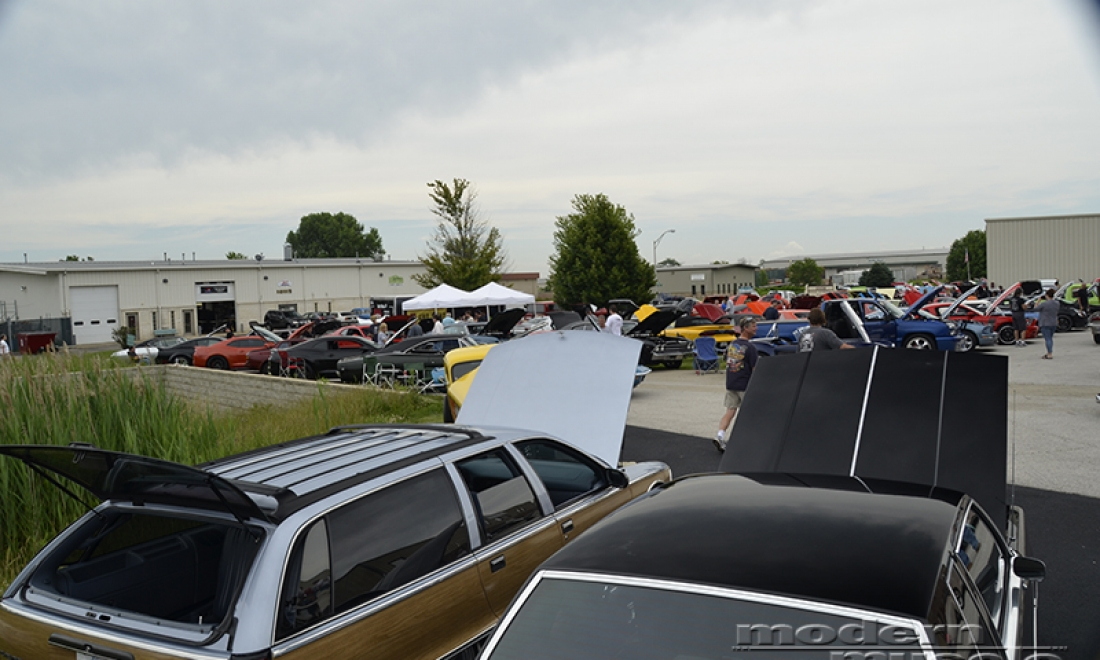 2015 Modern Muscle Car Show Photos