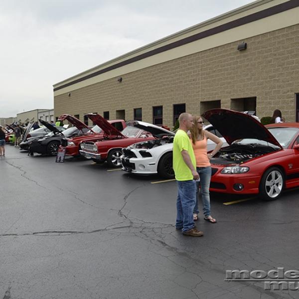 Modern Muscle Car Show 2015