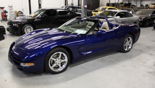 2004 Chevy Corvette C5 – 383ci Procharged