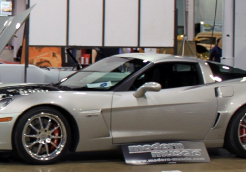 2007 Chevy Corvette C6 Z06