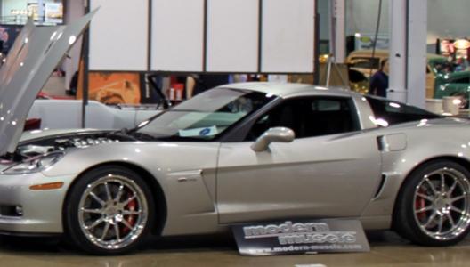 2007 Chevy Corvette C6 Z06