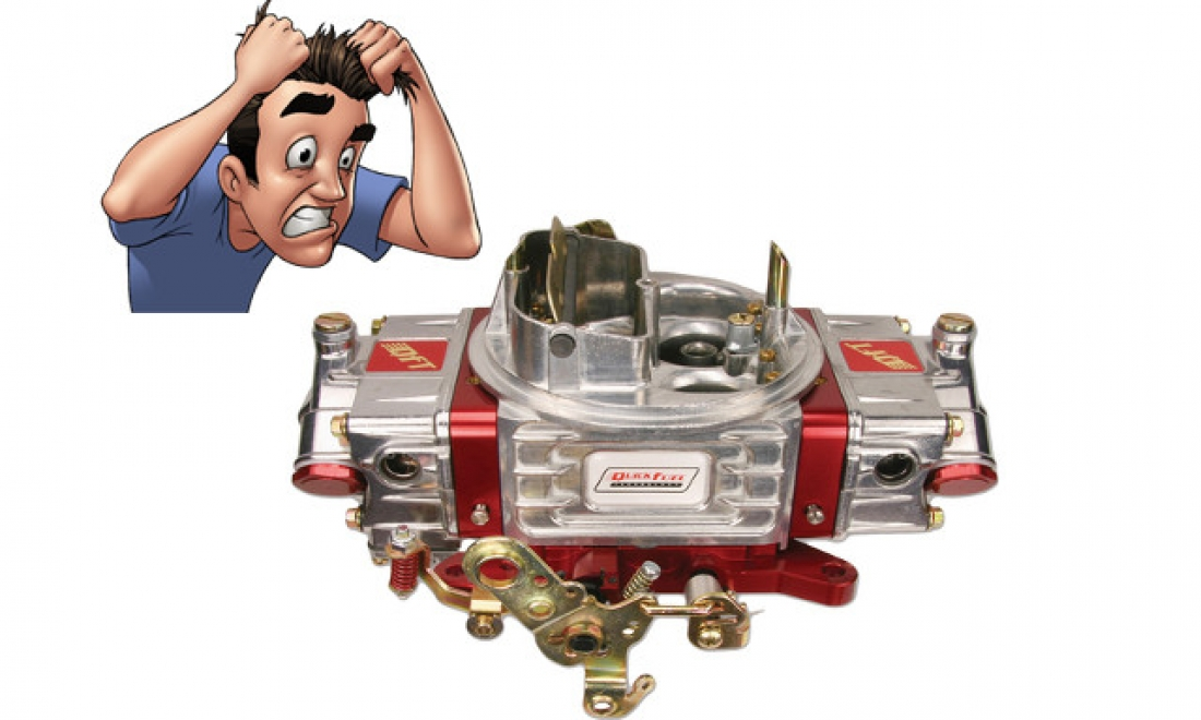 Carburetors: You're doing it wrong!