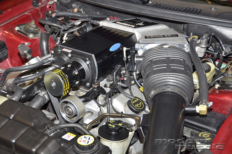 2003 Ford Mustang Cobra - Kenne Bell | Modern Muscle