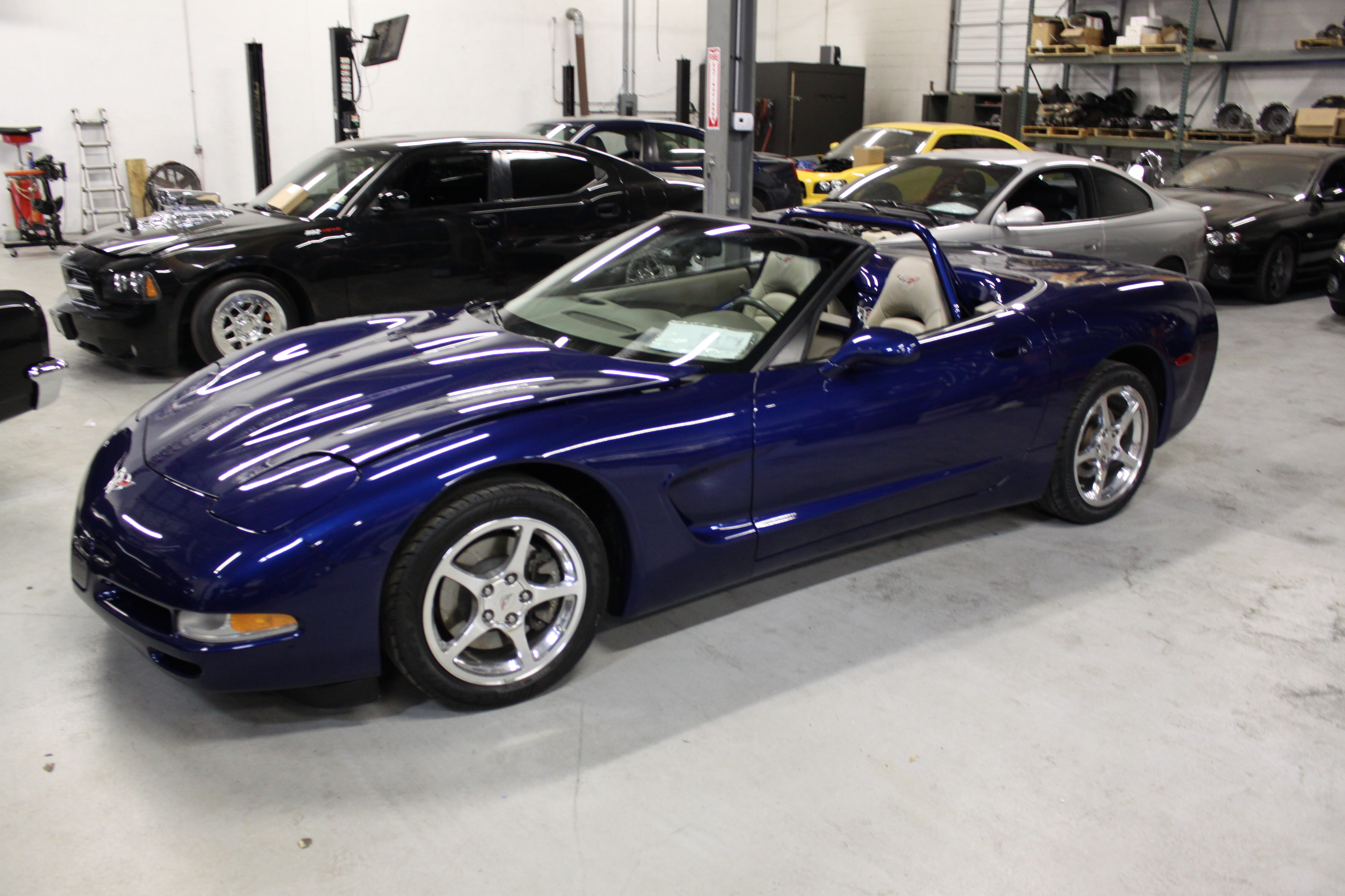 Dodge 5 7 Hemi >> 2004 Chevy Corvette C5 - 383ci Procharged | Modern Muscle