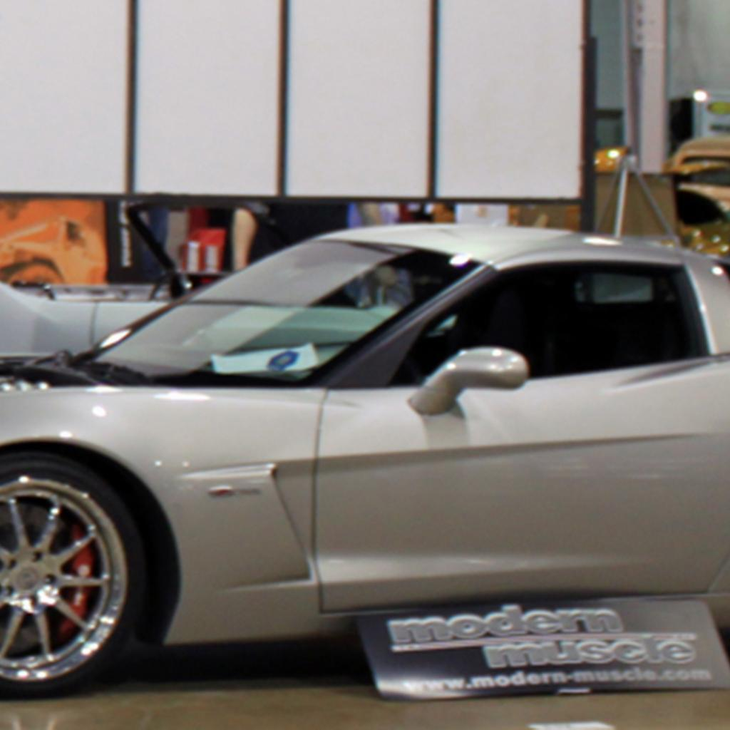 Corvette C7 Small Block Der 5 Generation: 2007 Chevy Corvette C6 Z06